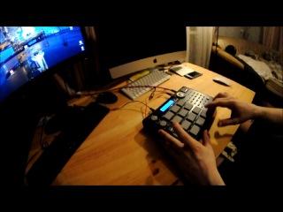 akai mpc 500 live reggae beatmaking mix [ill audio]