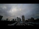Одайба, Токио, Япония. Путешествие по ветке Юрикамоме